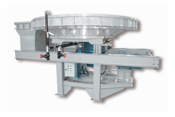 Quantitative disc feeder